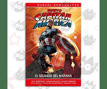 El soldado del mañana. Nuevo Capitán América