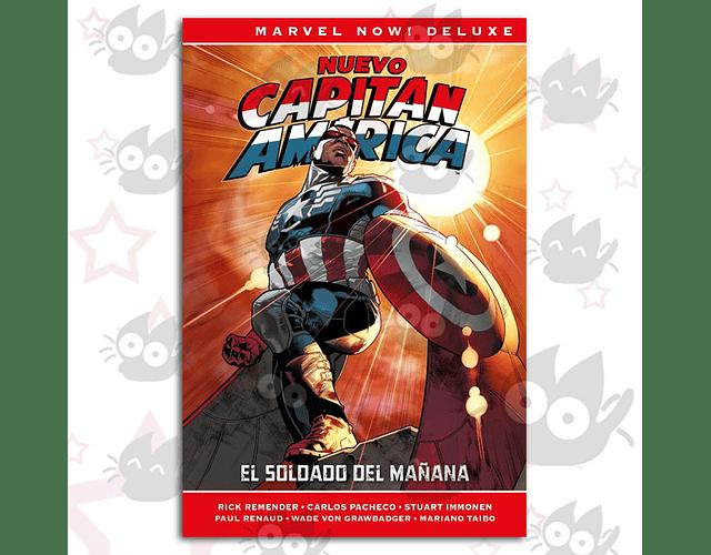 Marvel Now! Deluxe. Capitán América de Rick Remender 3