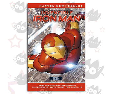 Marvel Now! Deluxe. Invencible Iron Man 1
