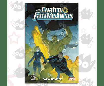 Marvel Premiere. Los Cuatro Fantásticos Vol. 1 - Para siempre