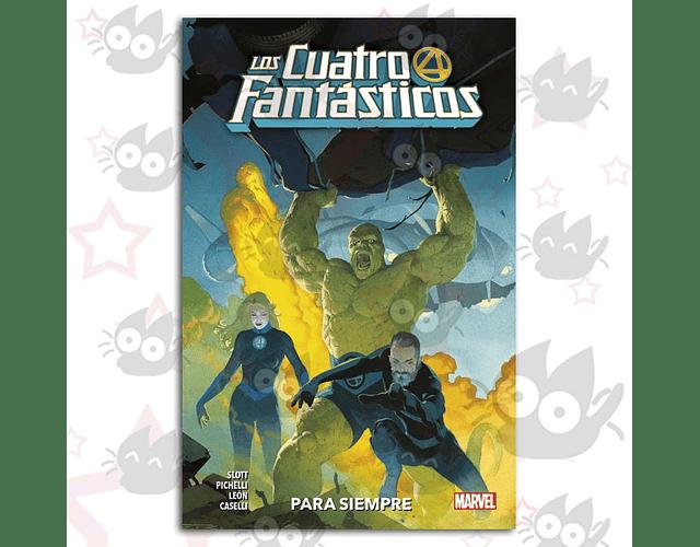 Marvel Premiere. Los Cuatro Fantásticos Vol. 1 Para siempre