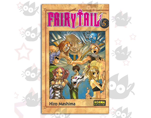 Fairy Tail Vol. 5 - Norma
