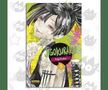 Jigokuraku Vol. 5