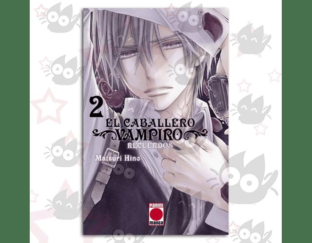 El Caballero Vampiro: Recuerdos Vol. 2