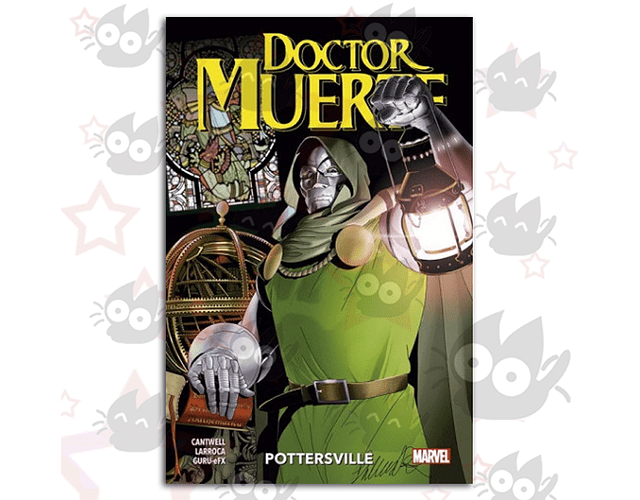 Doctor Muerte Vol. 1 - Pottersville
