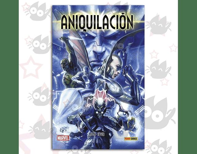 Aniquilación Saga 4