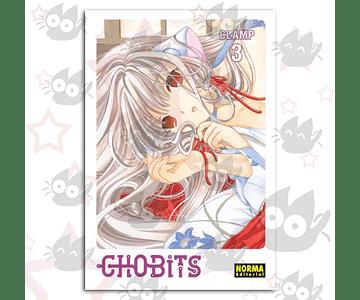 Chobits - Edición Integral Vol. 3