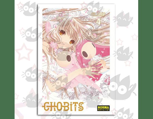 Chobits - Edición Integral Vol. 4