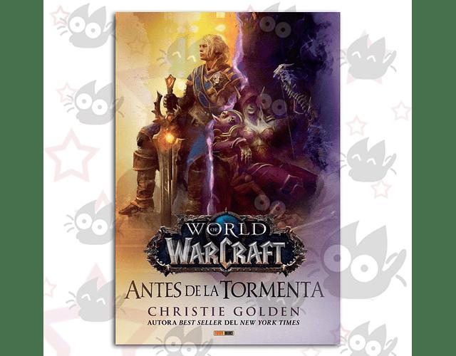 World of Warcraft: Antes de la Tormenta - G