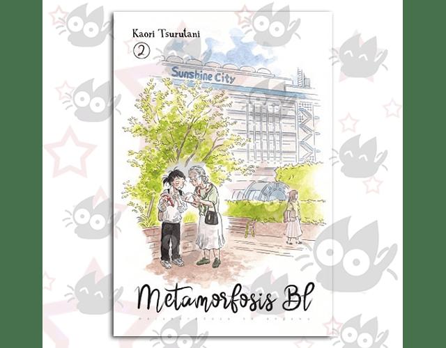 Metamorfosis BL Vol. 2