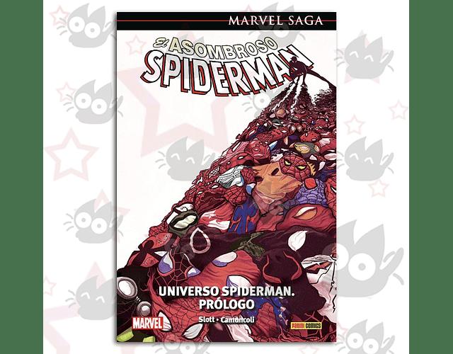 Marvel Saga. El Asombroso Spiderman 47 - Universo Spiderman. Prólogo