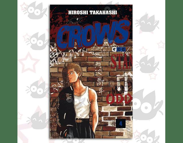 Crows Vol. 4