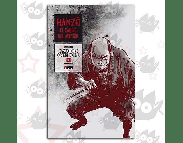 Hanzô, El Camino del Asesino Vol. 1 de 10
