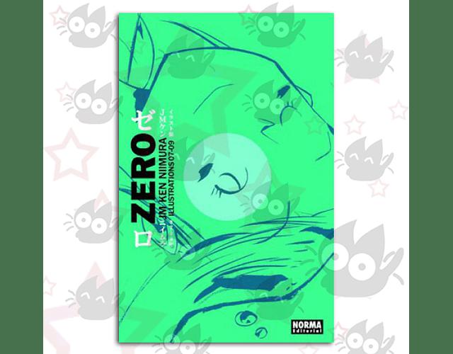 Zero. Ken Niimura Artbook
