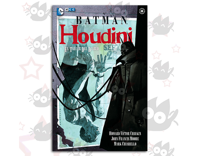 Batman / Houdini : El Taller Del Diablo