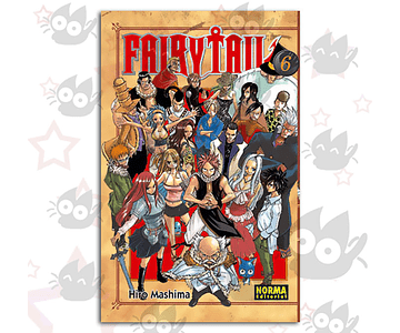 Fairy Tail Vol. 6 - Norma