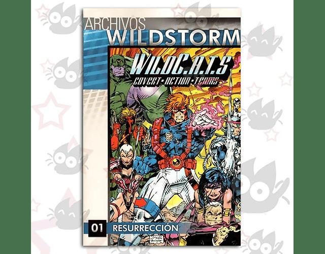 Archivos Wildstorm. WildC.A.T.S Vol 01