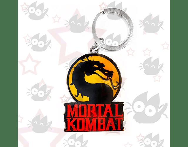 Mortal Kombat - Llavero