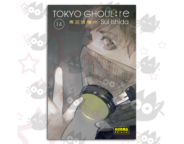 Tokyo Ghoul: Re. Vol. 14 - Norma