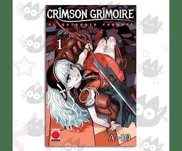 Crimson Grimoire (El Grimorio Carmesí) Vol. 1
