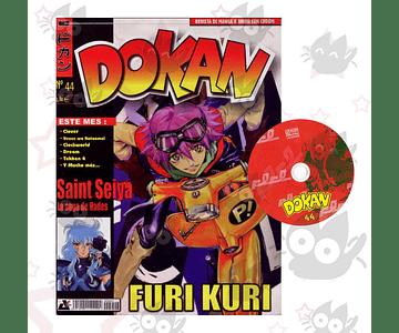 Dokan 44: Furi Kuri + CD