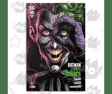 Batman: Tres Jokers Vol. 3