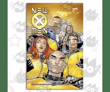 New X-Men Vol. 1 (Serie de 7) E de Extinción