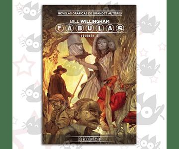 Novelas Gráficas de Grandes Autores Colección Vertigo Num. 39: Fábulas Vol. 10