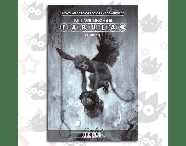 Novelas Gráficas de Grandes Autores Colección Vertigo Num. 40: Fábulas Vol. 3