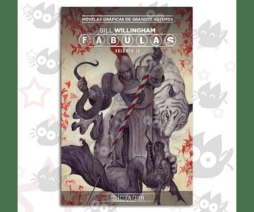 Novelas Gráficas de Grandes Autores Colección Vertigo Num. 41: Fábulas Vol. 12
