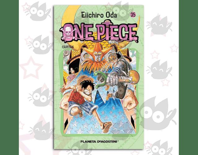 One Piece Vol. 35 - Planeta - O