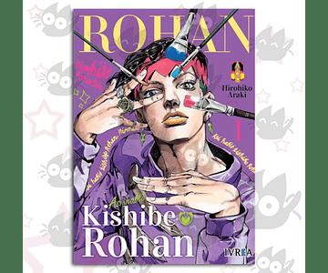 Así Habló Kishibe Rohan Vol. 1 - Ivrea