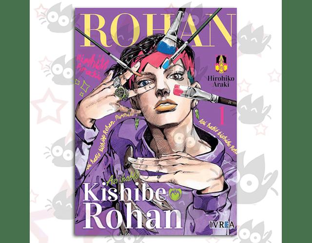 Así Habló Kishibe Rohan Vol. 1