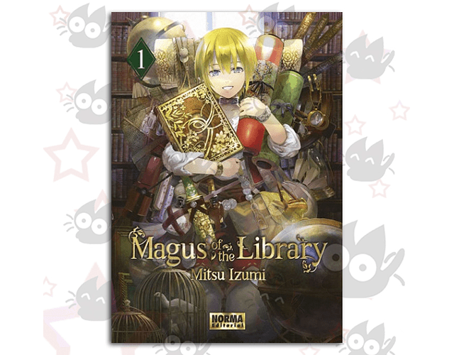 Magus Of The Library Vol. 1 - O