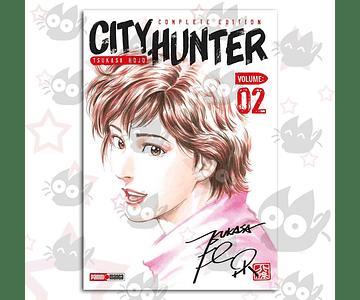 City Hunter Vol. 2