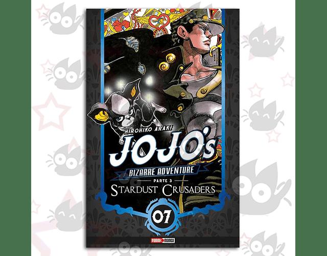 Jojo's Bizarre Adventure 14 - Parte 3 : Stardust Crusaders Vol. 7