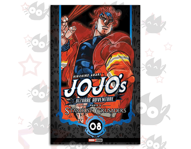 Jojo's Bizarre Adventure 15 - Parte 3 : Stardust Crusaders Vol. 8