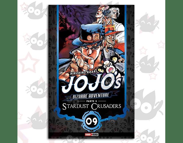 Jojo's Bizarre Adventure 16 - Parte 3 : Stardust Crusaders Vol. 9