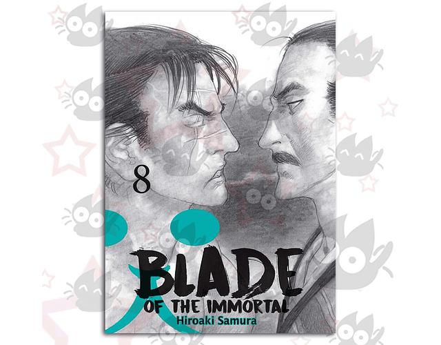 Blade of the Immortal Vol. 8