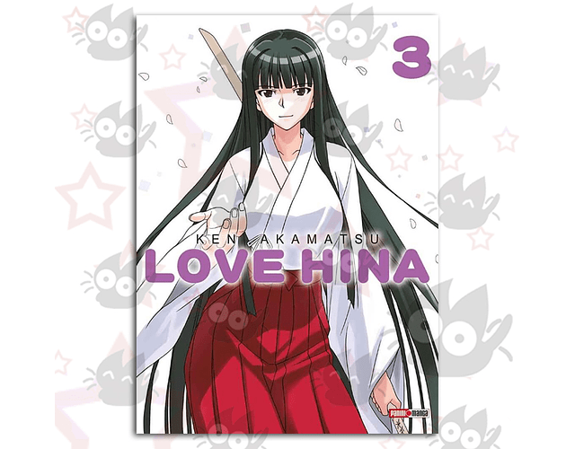 Love Hina Vol. 3