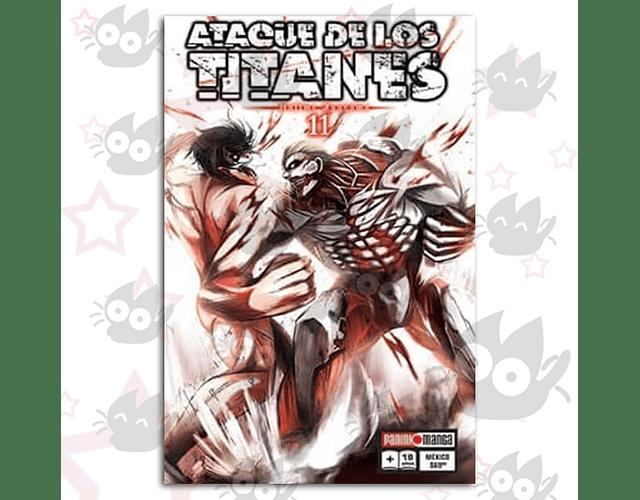 Ataque de los Titanes Vol. 11
