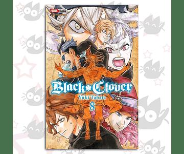 Black Clover Vol. 8