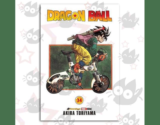 Dragon Ball Vol. 34