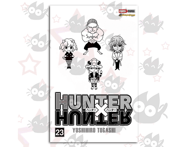 Hunter x Hunter Vol. 23