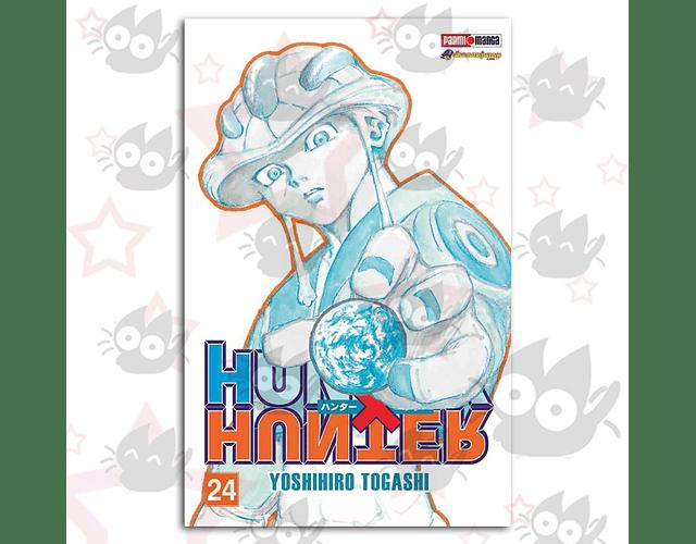 Hunter x Hunter Vol. 24
