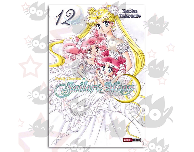 Pretty Guardian Sailor Moon Vol. 12
