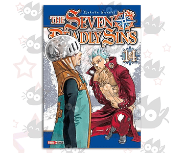The Seven Deadly Sins Vol. 14