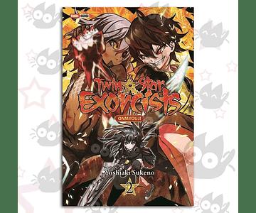 Twin Star Exorcists: Onmyouji Vol. 2