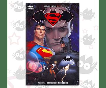 Superman Batman Worship