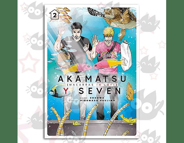 Akamatsu y Seven, Macarras in Love Vol. 2